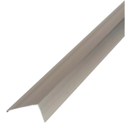 "M-D Ultra Satin Nickel 36"" x  2-3/4"" Sill Nosing"