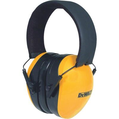 DeWalt Interceptor 29 dB NRR Earmuffs