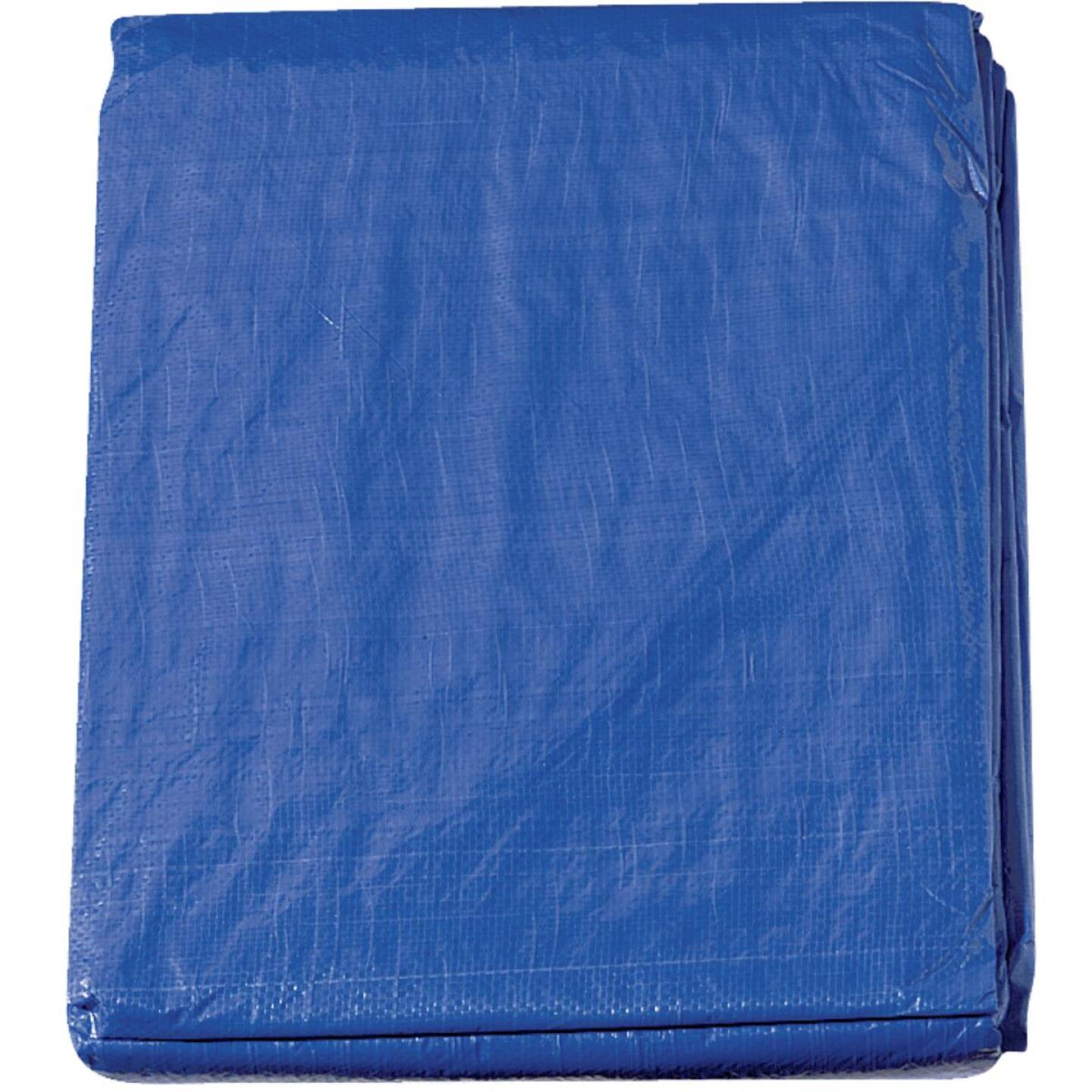 Do it 16 Ft x 20 Ft Blue Medium Duty Tarp Image 2