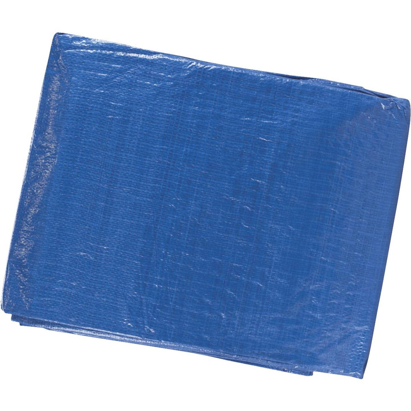 Do it 16 Ft x 20 Ft Blue Medium Duty Tarp Image 3