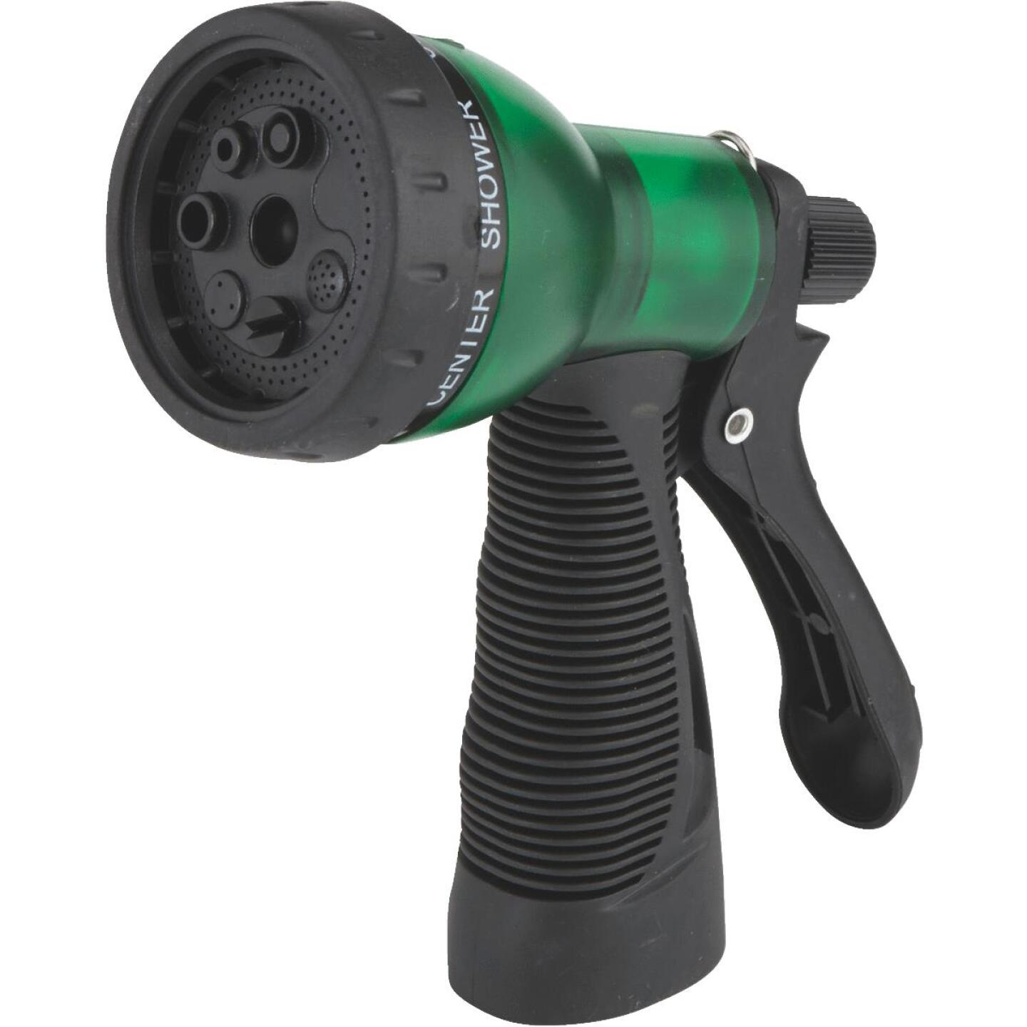 Best Garden Poly Translucent 7-Pattern Nozzle, Assorted Colors Image 6