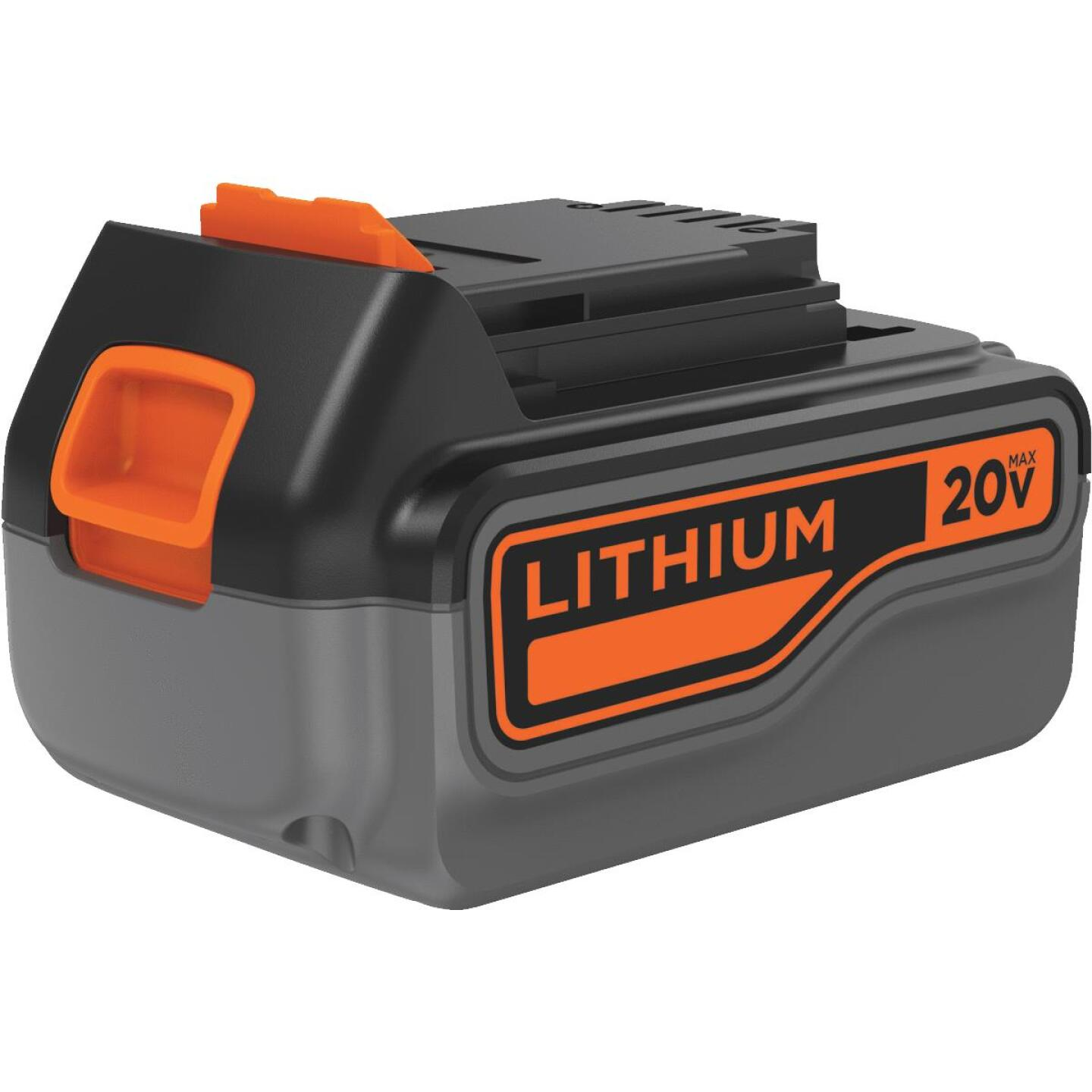 Black & Decker 20V MAX 3.0 Ah Tool Replacement Battery Image 1