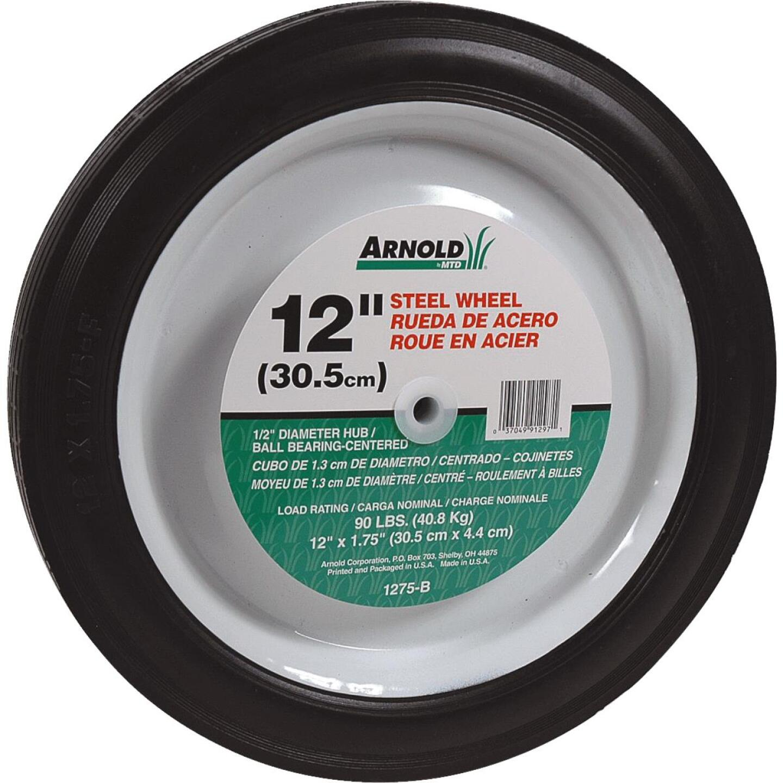 Arnold 12x1.75 Narrow Hub Wheel Image 1