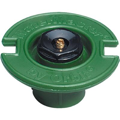 Orbit Quarter Circle 1/2 In. FPT Plastic Flush Head